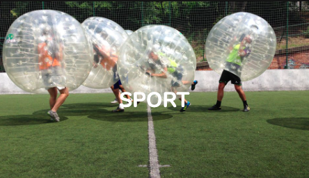 bubble soccer budapest