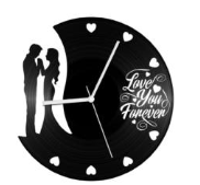 romantikus bakelit óra